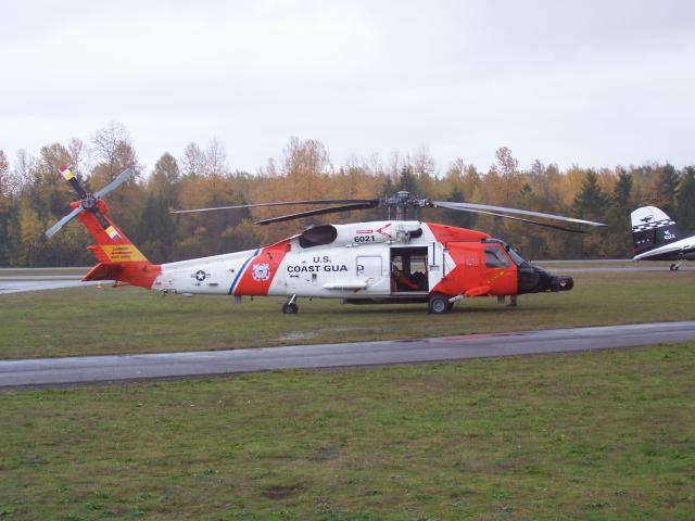 Coast Guard MH-60 Jayhawk
